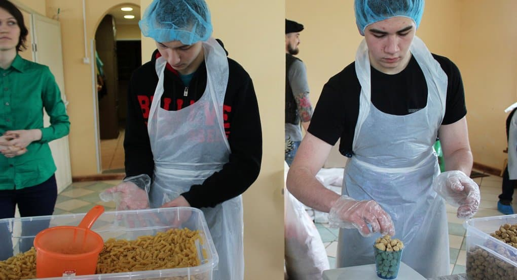 Фонд продовольствия «Русь» приглашает помочь с едой нуждающимся