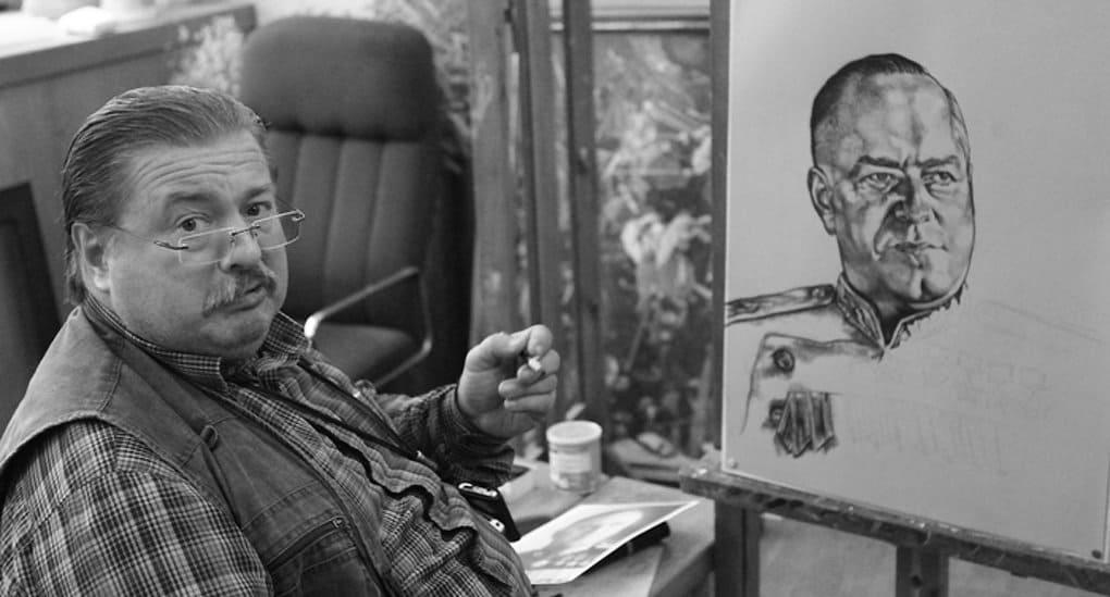 Ушел из жизни художник Сергей Присекин, руководивший росписью храма Христа Спасителя