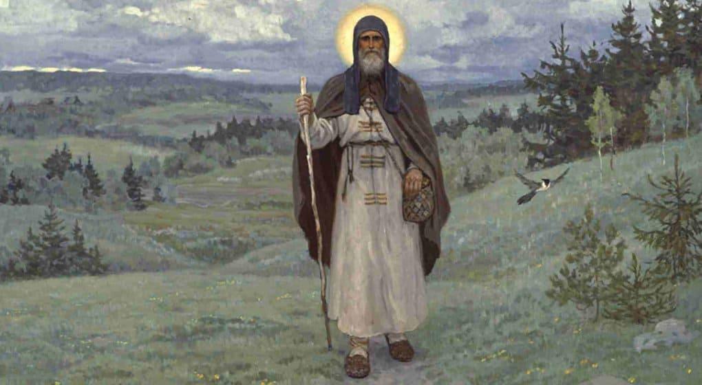Церковь празднует память преподобного Сергия Радонежского