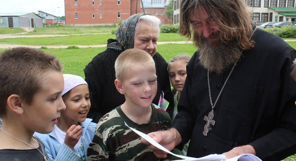 Священник Федор Конюхов откроет школу юных путешественников