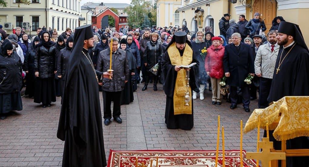 Память первого якутского епископа увековечили в Москве