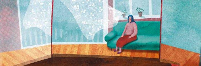 Рисунки Юлии Каменщиковой