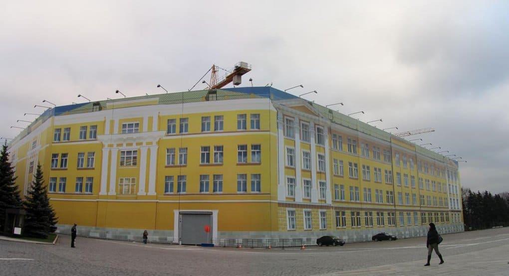 В Московском Кремле снесут 14-й корпус, а на его месте проведут раскопки