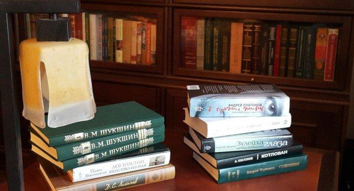 Круг чтения Алексея Варламова