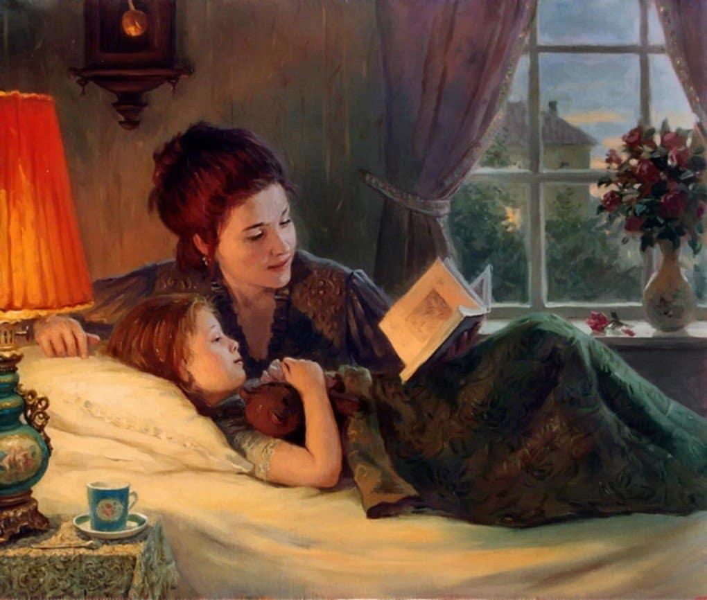 Песни о матери