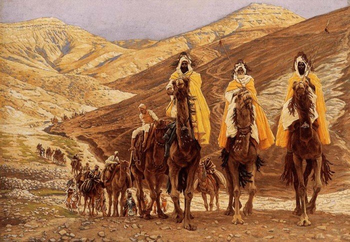 Кто такие волхвы в Библии?
