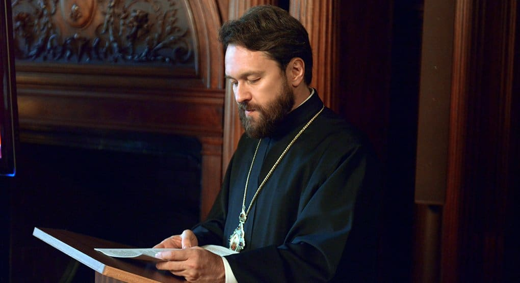 Не образованность, а недостаточное знание ведет к неверию, - митрополит Волоколамский Иларион