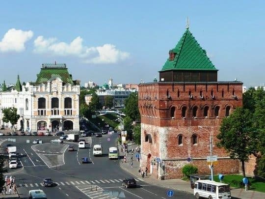 Дмитровская башня http://www.votpusk.ru
