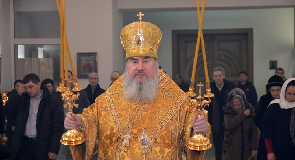 Архиепископ Владикавказский Зосима оставил служение по состоянию здоровья