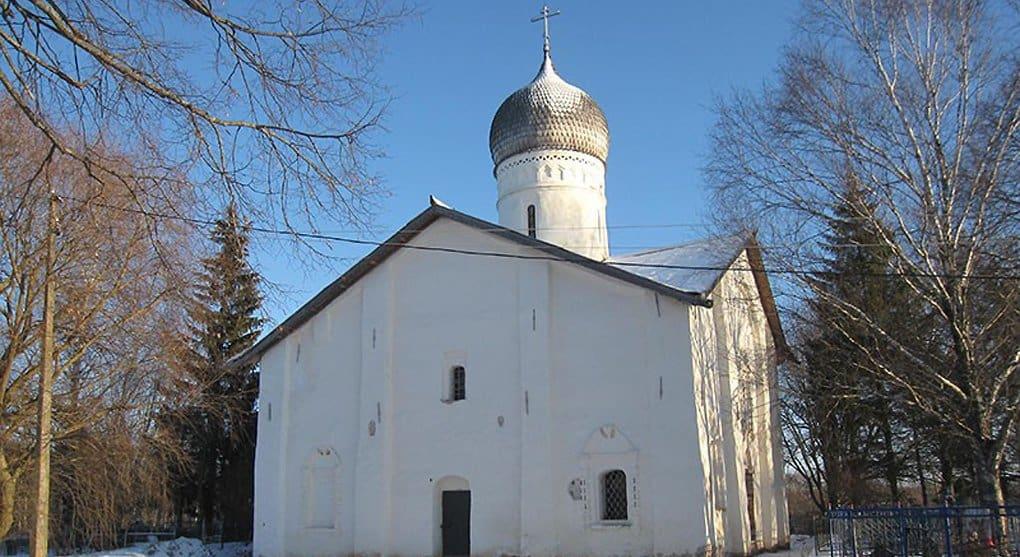 В Новгороде отреставрировали церковь XII века