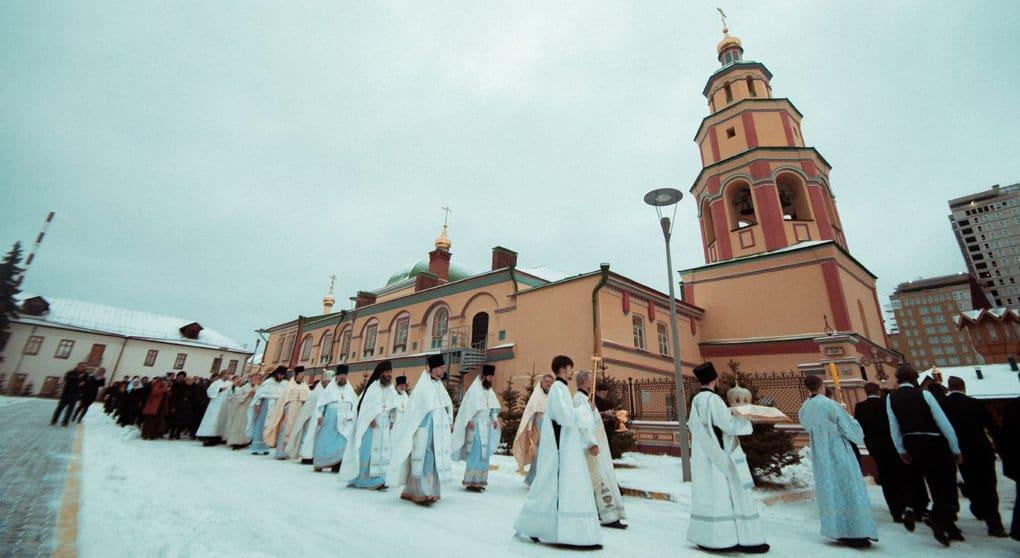 Храм, в котором пел Федор Шаляпин, освятили в Казани
