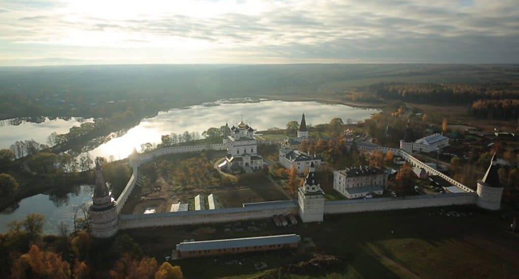 Об Иосифо-Волоцком монастыре расскажут на столичной выставке