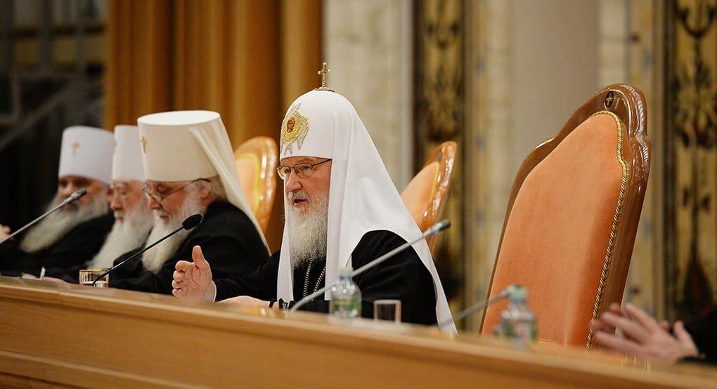 Патриарх призвал активнее привлекать мирян к миссионерскому служению