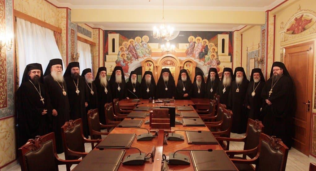 Греческая Церковь выступила против однополых браков