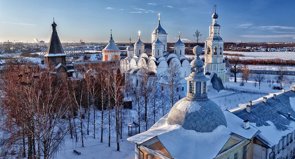 Церкви вернули ансамбль Спасо-Прилуцкого монастыря Вологды