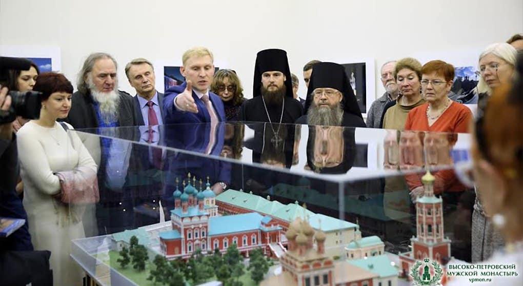 Реставрация Высоко-Петровского монастыря пройдет в несколько этапов
