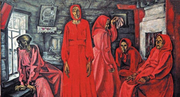 Виктор Попков: Художник на вдовьей земле