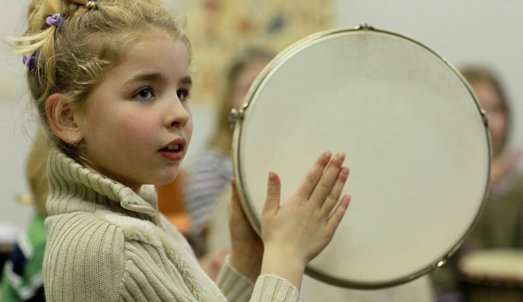 Детям можно разучивать народные танцы?