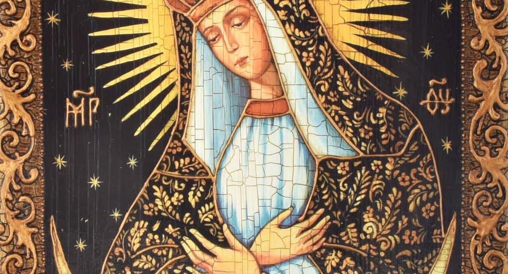 Почему Богородица -