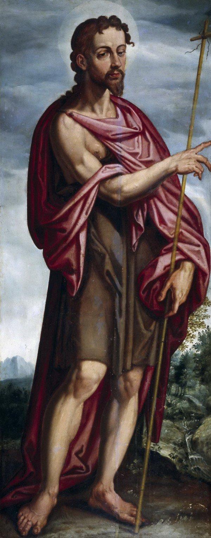 Франсиско Пачеко. Иоанн Креститель. 1608