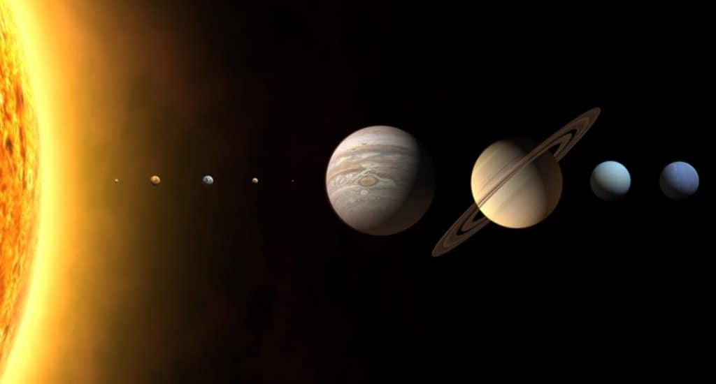 Ученые из США заявили об открытии девятой планеты Солнечной системы