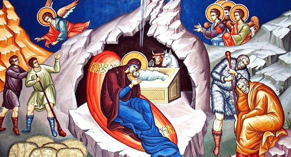 Православные отмечают Рождество Христово