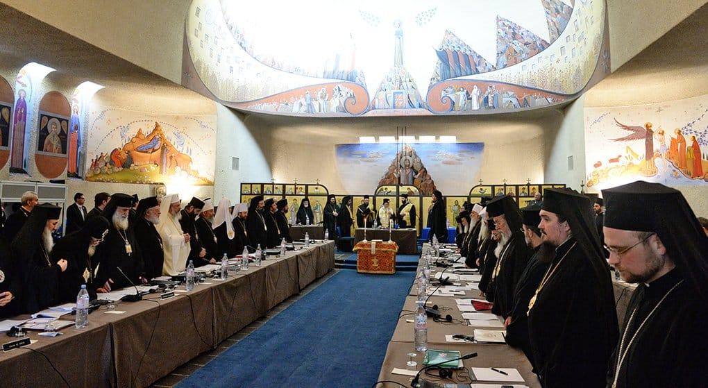 Стали доступны проекты документов Всеправославного Собора