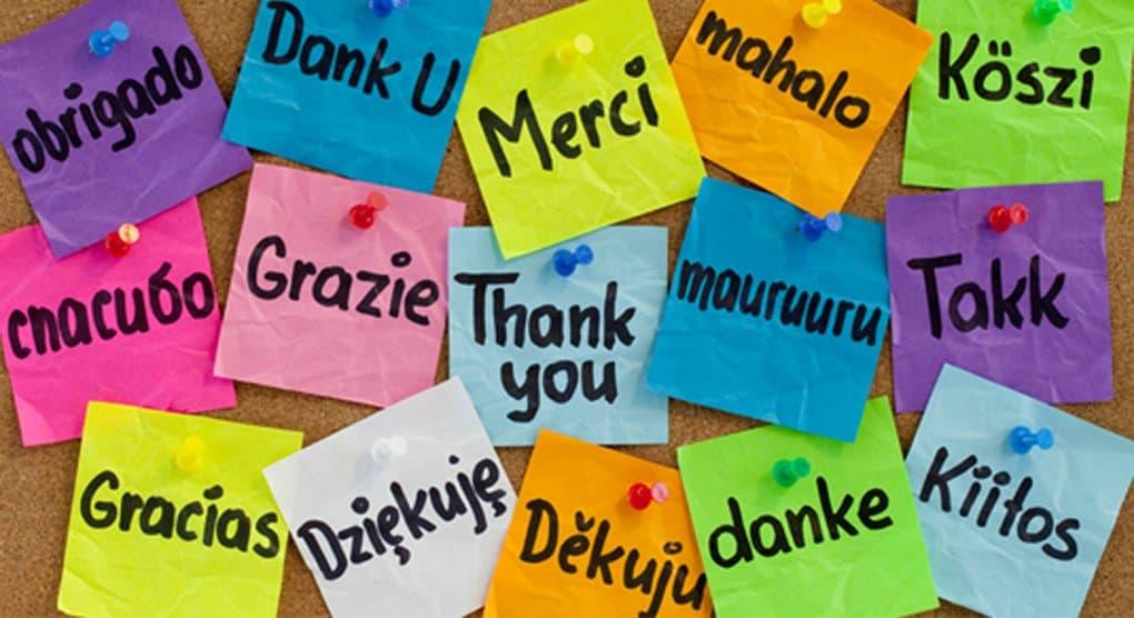 В День спасибо эксперты советуют благодарить людей и Бога от души