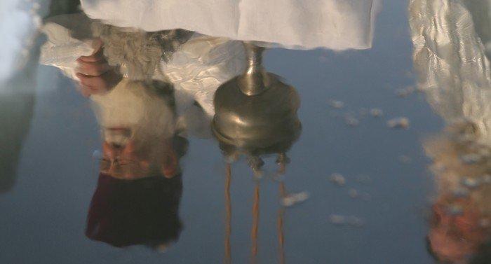 О Крещенской воде