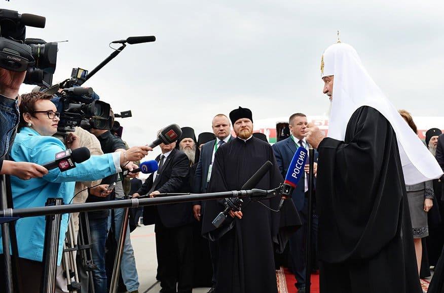 Встреча Патриарха Кирилла и Папы Франциска поможет христианам на Ближнем Востоке, считает Владимир Легойда