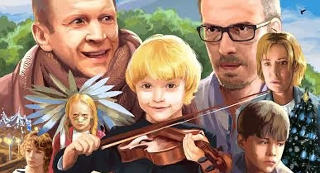 В российский прокат выйдет альманах об отцах, детях и семейном счастье