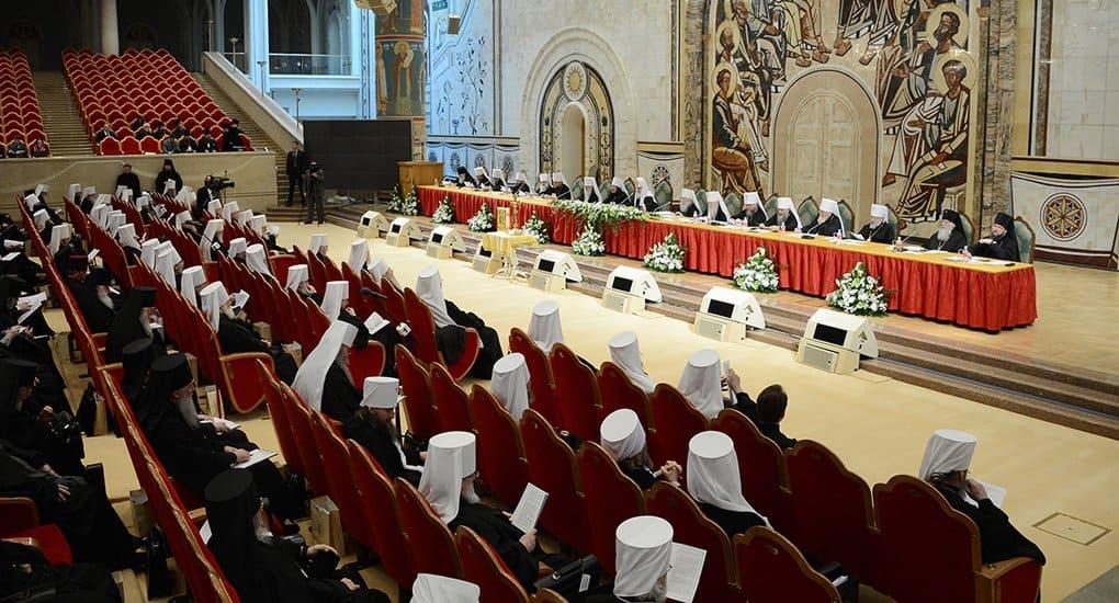 В 2017 году пройдет Архиерейский Собор Русской Православной Церкви