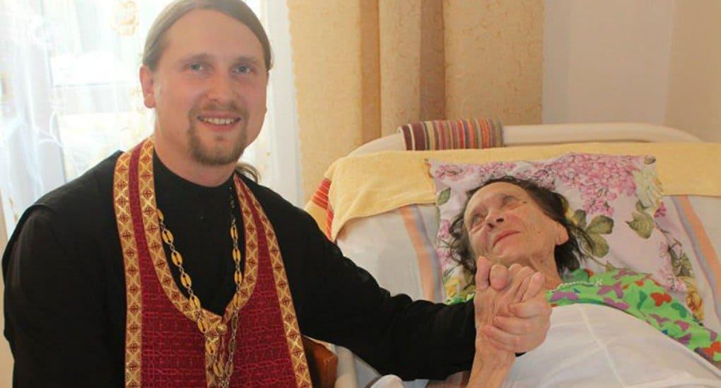 Церковь открыла первую в Хабаровске богадельню