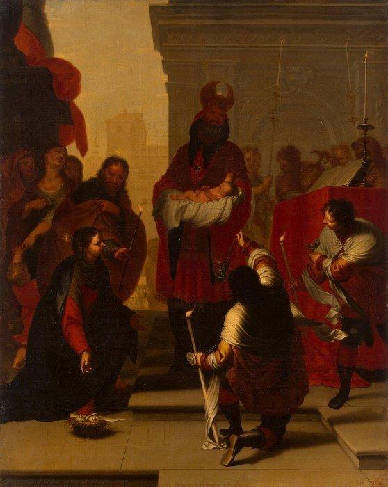 Матиас де Торрес. Принесение во храм