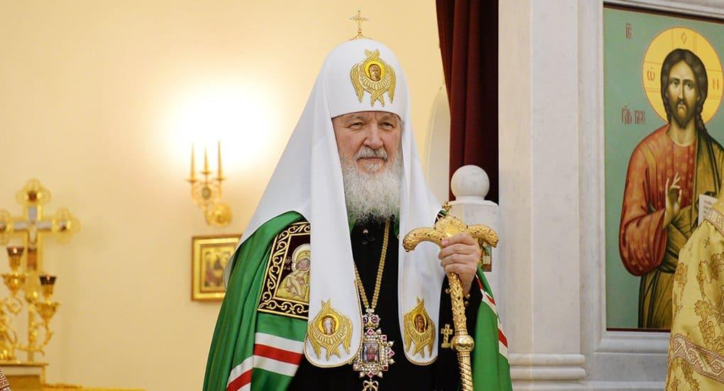 Патриарх Кирилл помолился в русском храме столицы Бразилии