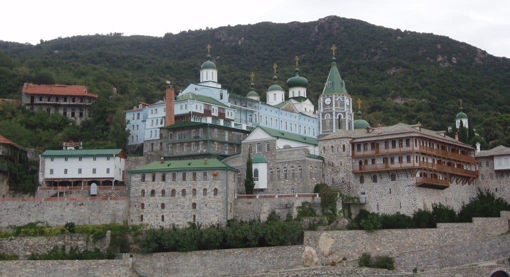 Об истории русского Афона расскажет фотовыставка в храме Христа Спасителя
