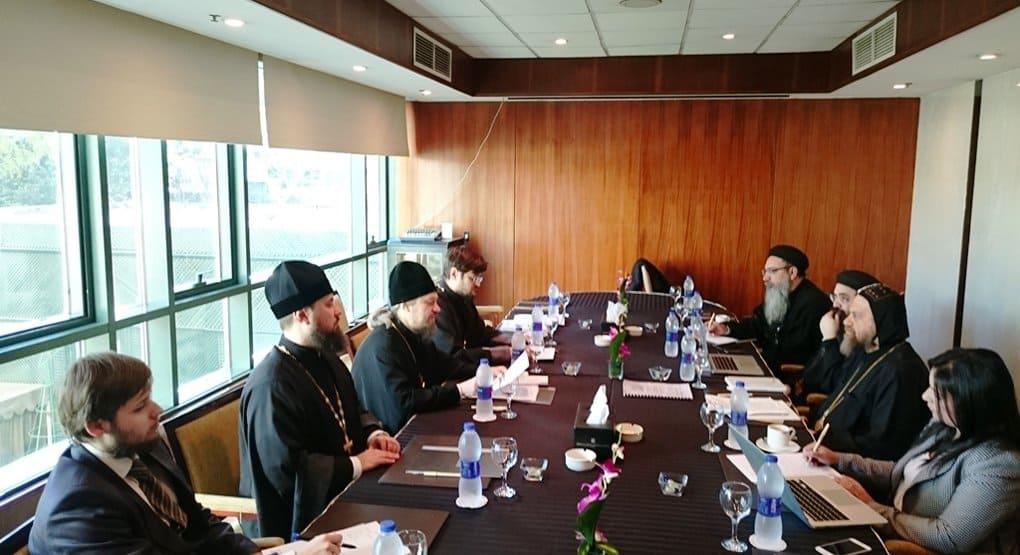 Впервые Русская и Коптская Церкви вместе выступили против геноцида христиан