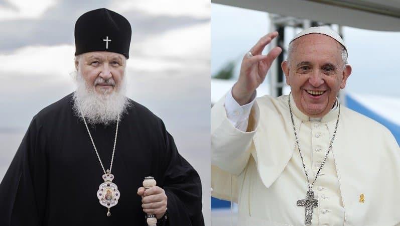 В Гаване начинается встреча Патриарха Кирилла и Папы Франциска
