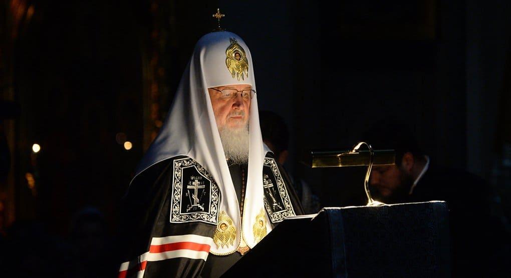 Задача духовной борьбы – вырвать из себя греховные сорняки, - патриарх Кирилл