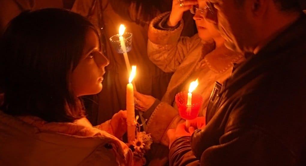 Благодатный огонь из Иерусалима доставят в Москву к 1 мая