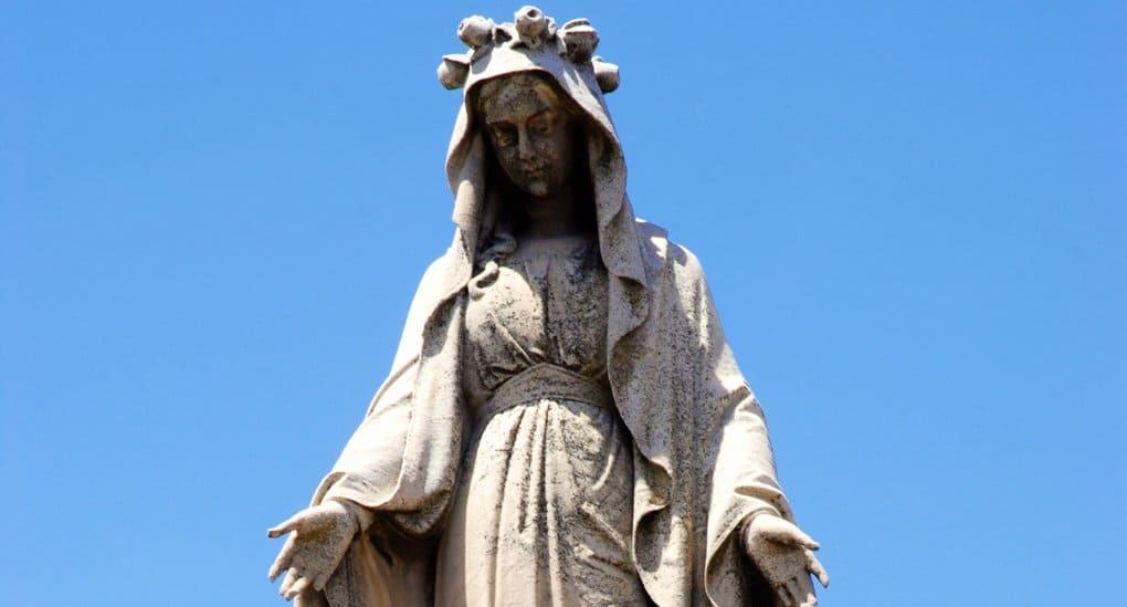 Гигантскую статую Богородицы хотят возвести в Турции