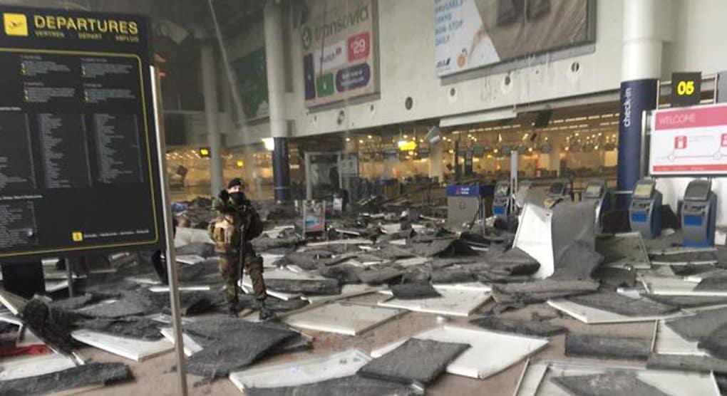 В Брюсселе произошло несколько крупных терактов, есть жертвы