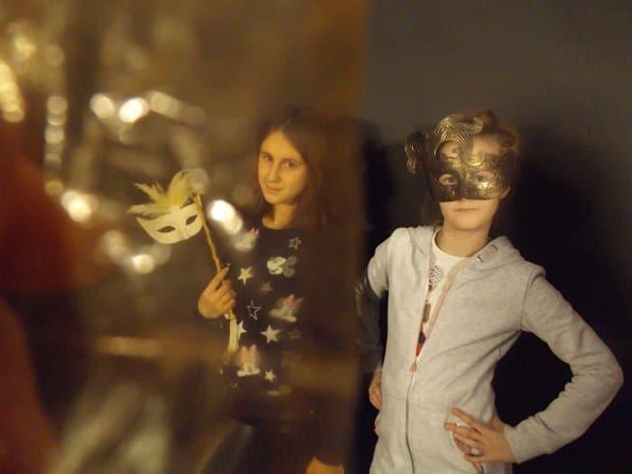 """3-е место в номинации """"Портрет"""". Работа """"Эксперимент"""". Александра Плугина, 10 лет, Москва."""