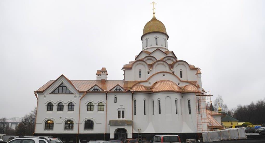 Патриарх Кирилл освятит храм Александра Невского при МГИМО