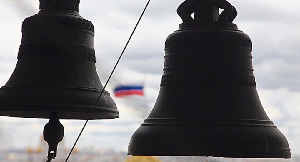 В тюменском селе в колокола храма стал бить «электронный звонарь»