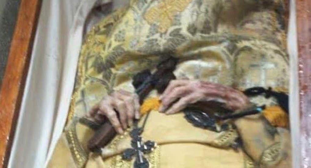 В Далласе обнаружили нетленные останки православного епископа
