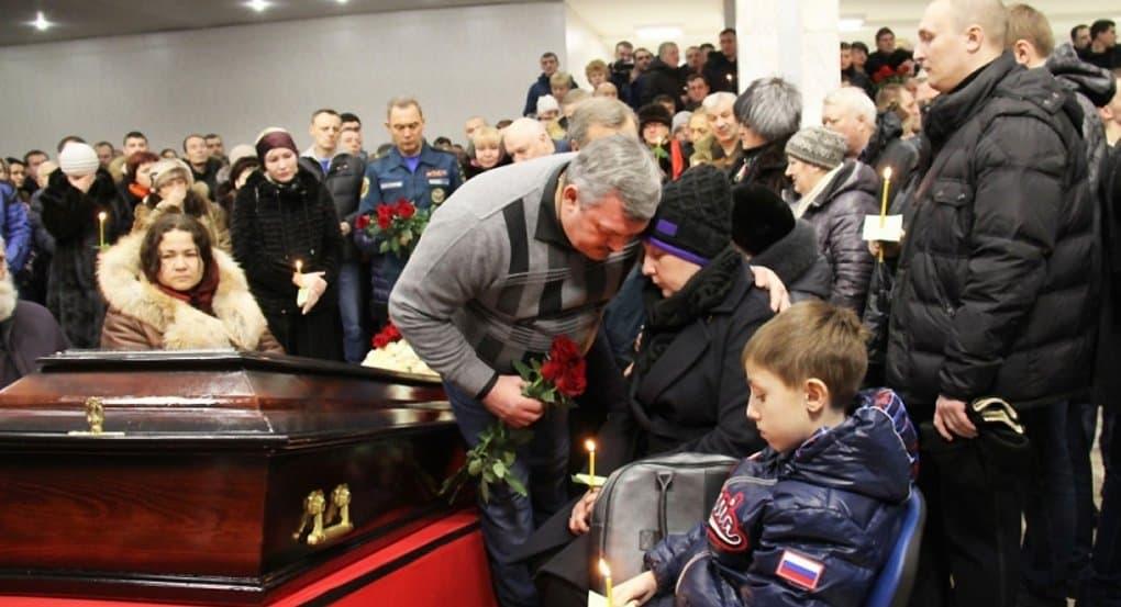 Воркута простилась с первыми погибшими шахтерами