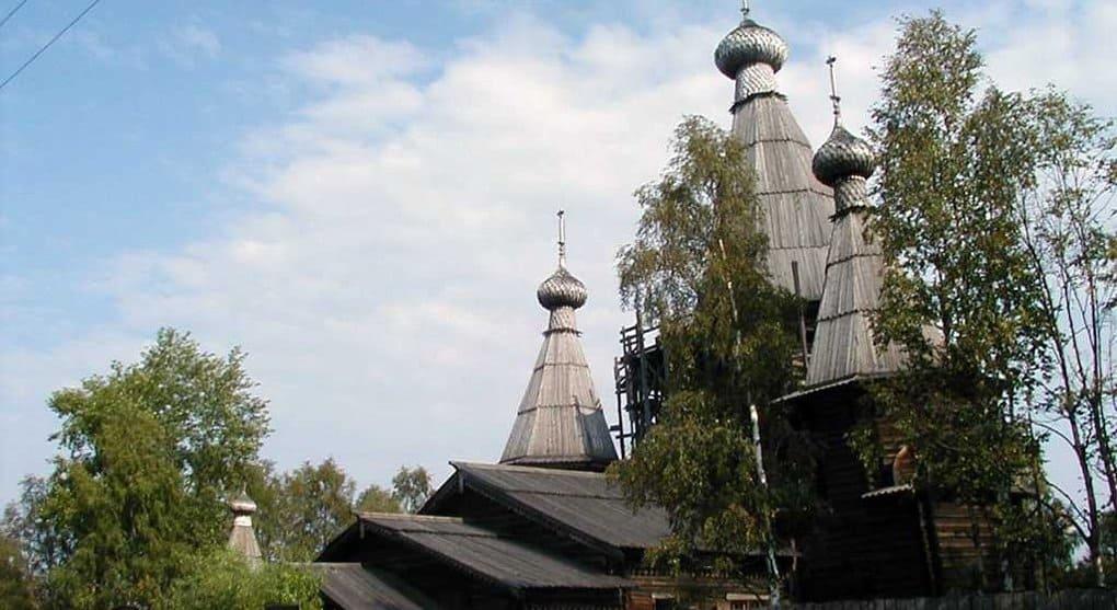 В Карелии отреставрируют деревянный собор начала XVIII века