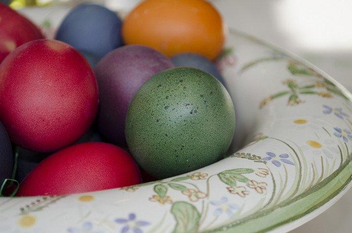Как красить яйца на Пасху. 9 способов покрасить яйца