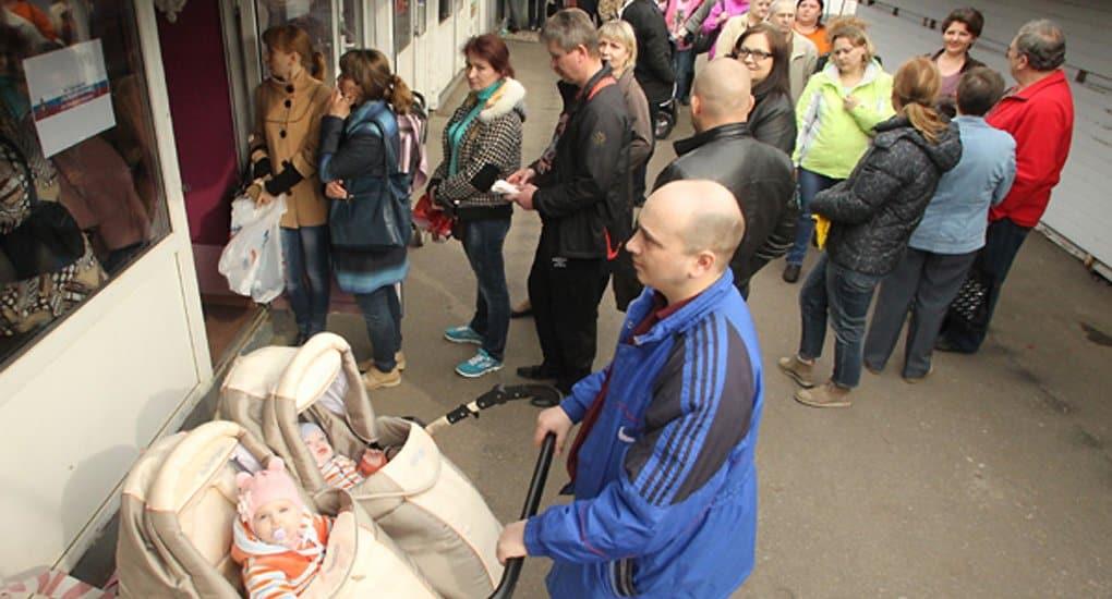 Акция «Продукты – в помощь маме» охватит все районы Москвы